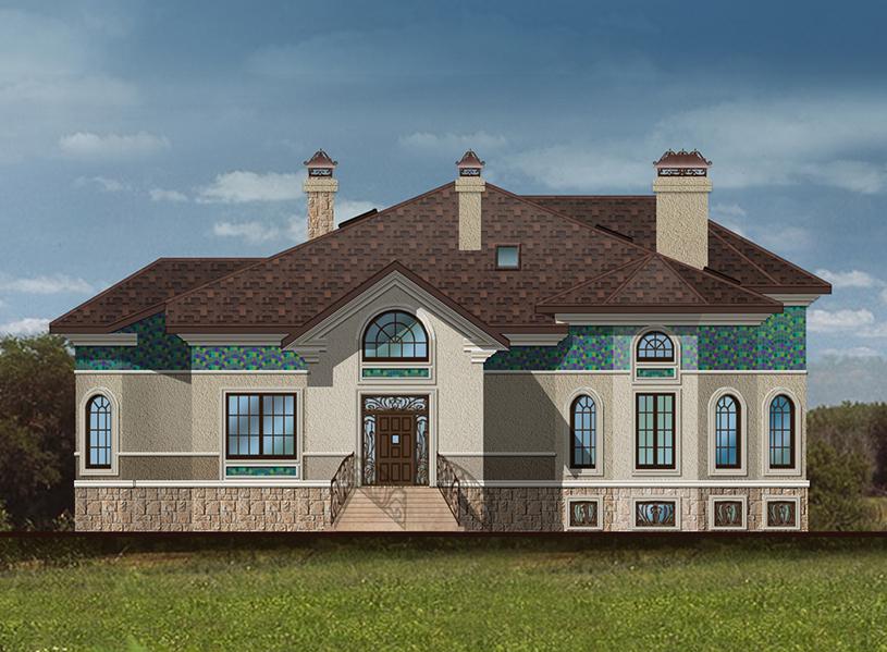 Дом «Лазурит»