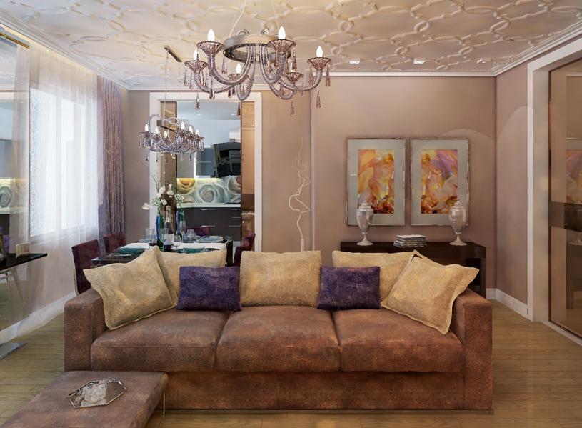 Квартира на Бульваре Яна Райниса
