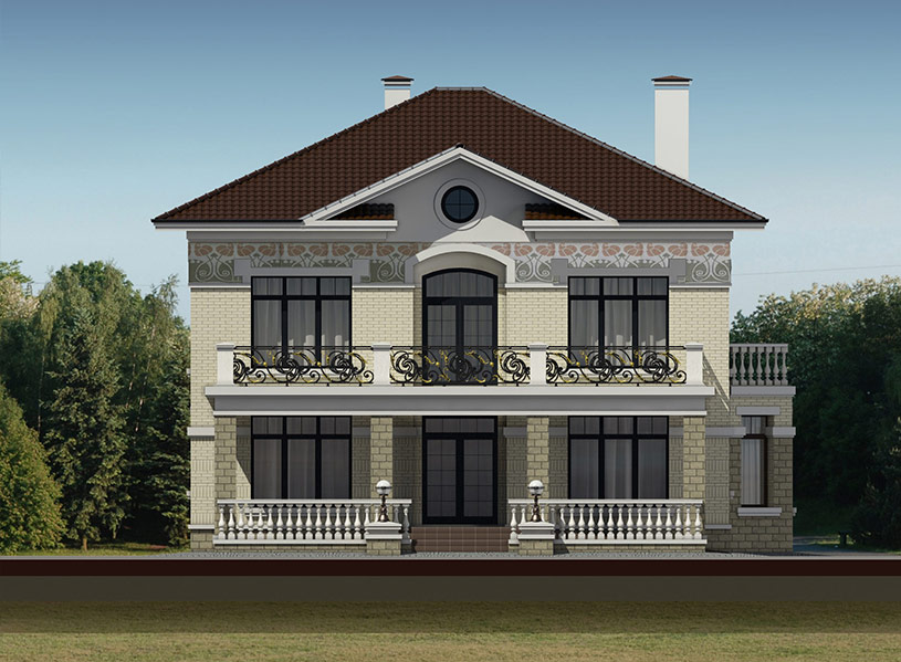 Дом «Лопотово»
